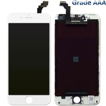 Iphone 6 näytönkorjaus valkoinen 60,-