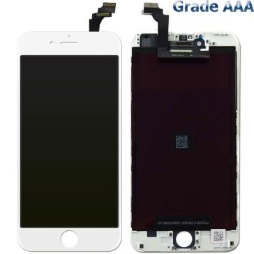 Iphone 6 näyttö valkoinen 40,- (tarvike varaosa)