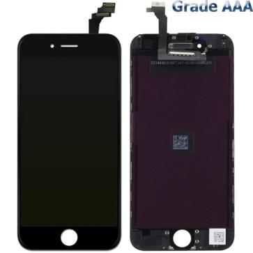 Iphone 6 näyttö musta 40,- (tarvike varaosa)