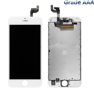 ecran-iphone-6s-blanc-lcd-vitre-tactile-sur-chassis-grade-aaa