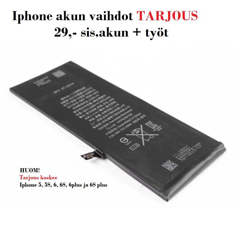 iphone 6plus akku